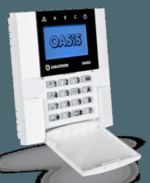produkter alarmer jablotron oasis alarm